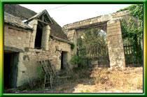 La ferme de la Milaudiere à Ligré